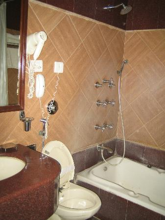 Hotel SunStar Grand: Another room with smaller bath tub