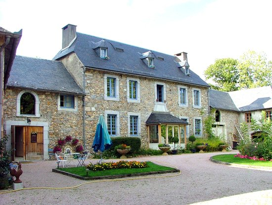 Saint-Arroman, ฝรั่งเศส: Manoir de Gajan