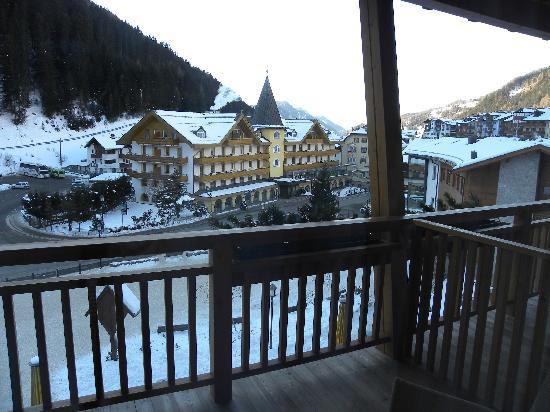 Boutique Hotel Nives: panorama dalla stanza j.suite Plaza