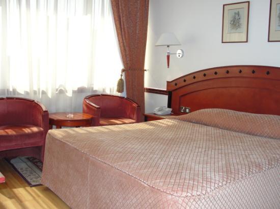 Panorama Grand Hotel: Hote room