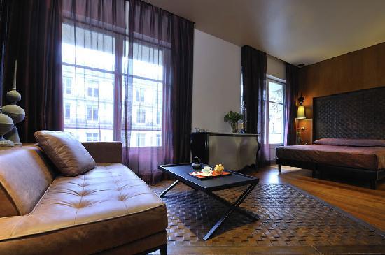 Hotel Banke : Banke Hotel Paris 4* Sup