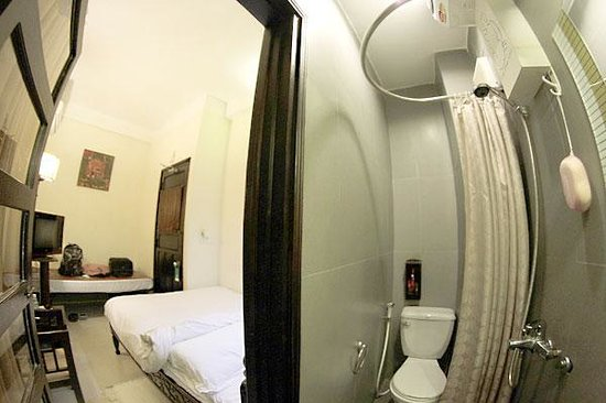 HueNino Hotel: Single room