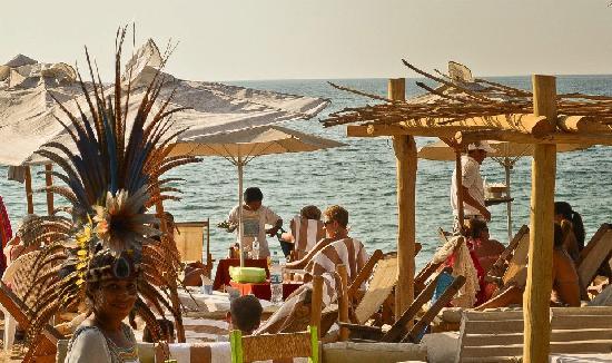 Mahi Beach House: Diario , Honores al Sol