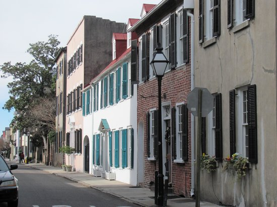 Architectural Tours of Charleston