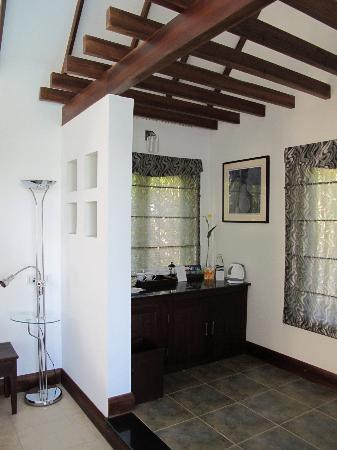 "Aanavilasam Luxury Plantation House: ""Kitchen corner"" in Pool Villa"