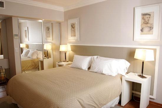 Huentala Hotel: Classic room