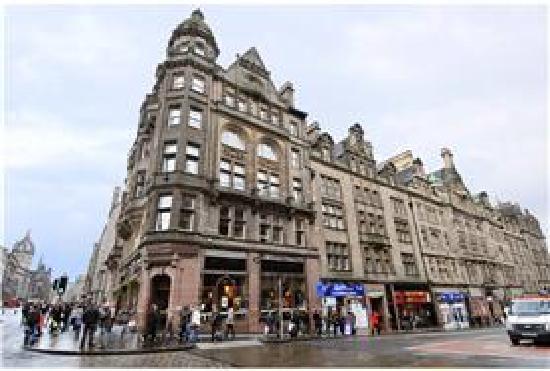 Cheap Hotels Near Royal Mile Edinburgh