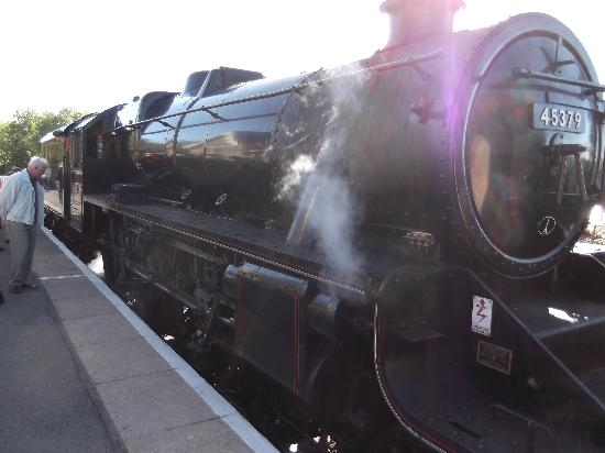 Avon Valley Railway (AVR): At the Autumn gala