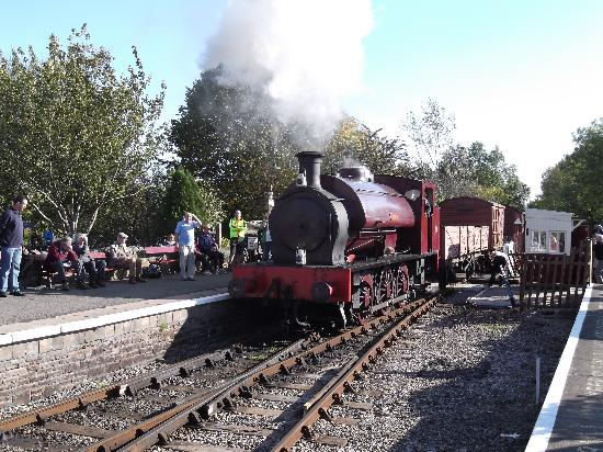 Avon Valley Railway (AVR) : Also at the Autumn gala