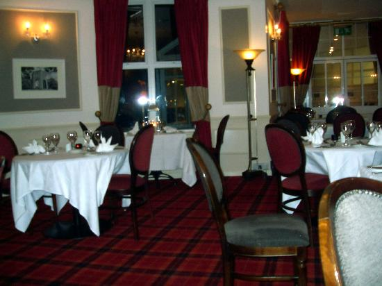 Bloomfield House Hotel, Leisure Club & Spa: The Restaurant
