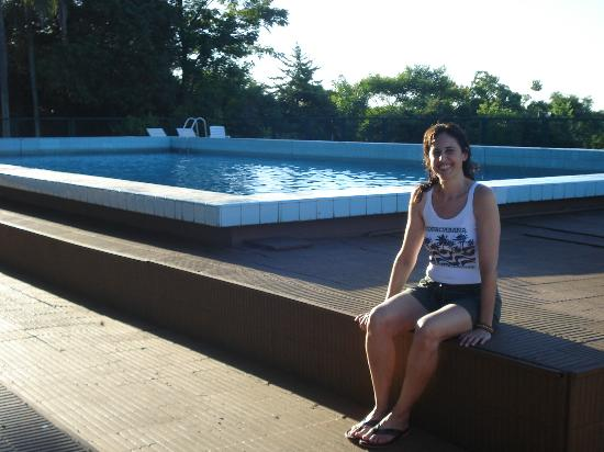 Hotel ACA Santo Tome: Hermosa piscina