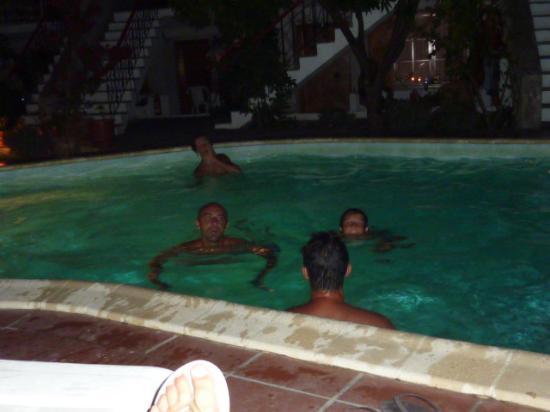 Hotel Kipos: un petit bain avant d'aller se coucher !!!