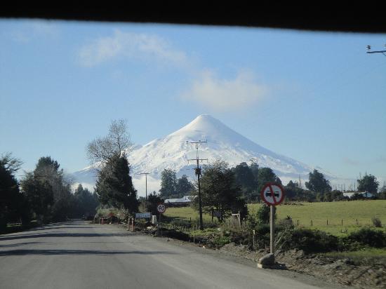 Lago Llanquihue: Vulcao Osorno