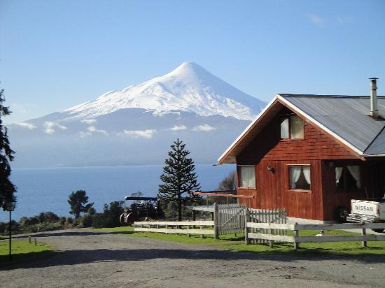 Vulcao Osorno e Lago Llanquihue 2