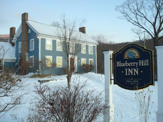 Blueberry Hill Inn: Welcome to Blueberry Hill