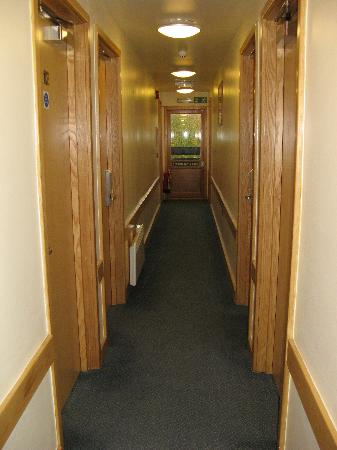 Weald of Kent Golf Course & Hotel: Corridor
