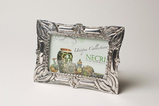Necri: Pewter Picture Frames
