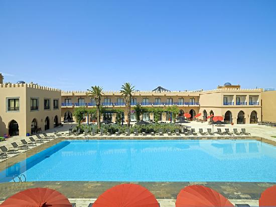 Adam Park Marrakech Hotel  & Spa: adam park piscine