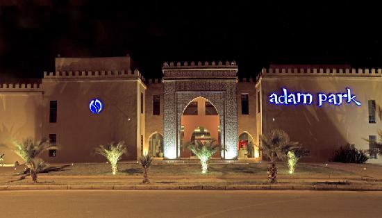 Adam Park Marrakech Hotel  & Spa: adam parkporte principale