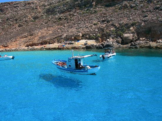 Lampedusa, Italia: Cala Pulcino