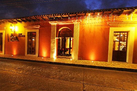 Hotel San Marcos: Exterior