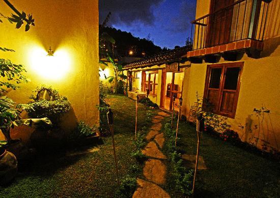 Hotel San Marcos: Interior Yard
