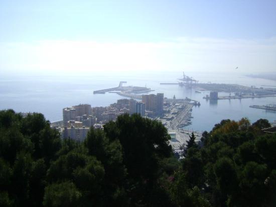 gibralfaro tour malaga:
