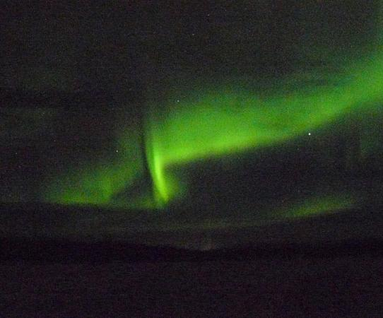 Whitehorse, Canada: The Northern Lights
