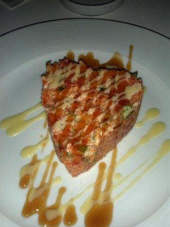 Rice Asian House and Sushi Bar: tuna tartar