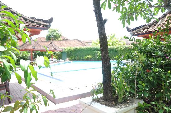Taman Sari Cottages: Pool