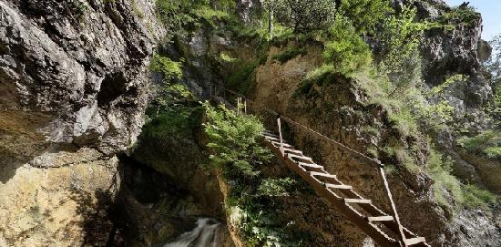 Hotel Diery: The most favourite hiking track Diery