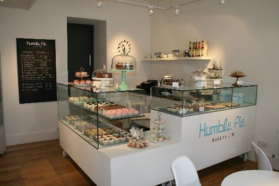 shop interior humble pie bakery   picture of humble pie