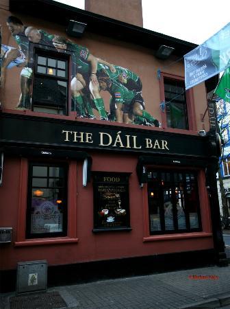 Potato skins - Picture of The Dail Bar, Galway - TripAdvisor