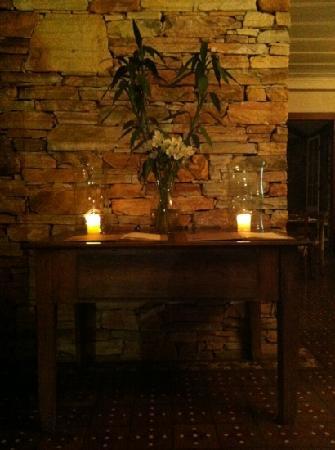 Senhora do Rosario: reception area