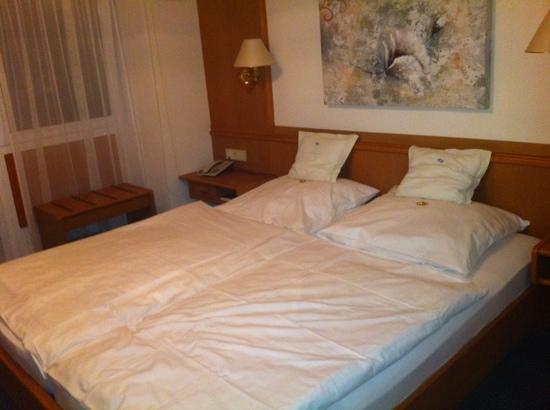 Hotel Fürstenberg: stanza 12