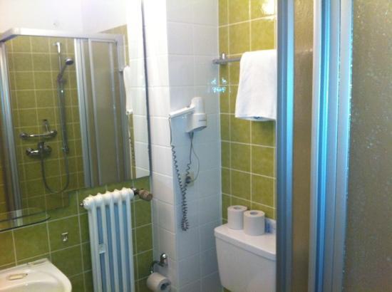 Hotel Fürstenberg: bagno