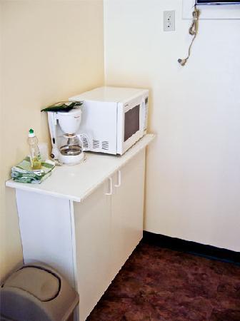 Maple Leaf Motel : Single room