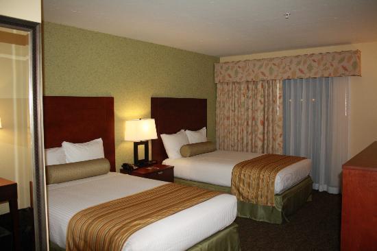 Liberty Mountain Resort: Double Room