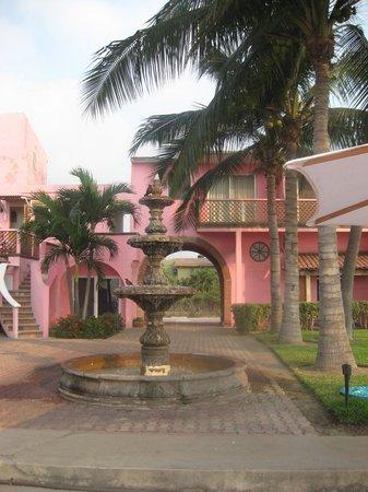 Hotel La Posada: our lovely hotel