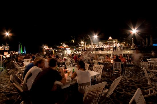 Echoland: beach house restaurant