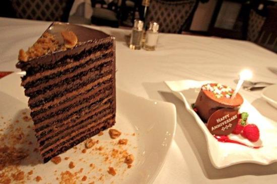 Layer Chocolate Cake Disneyland
