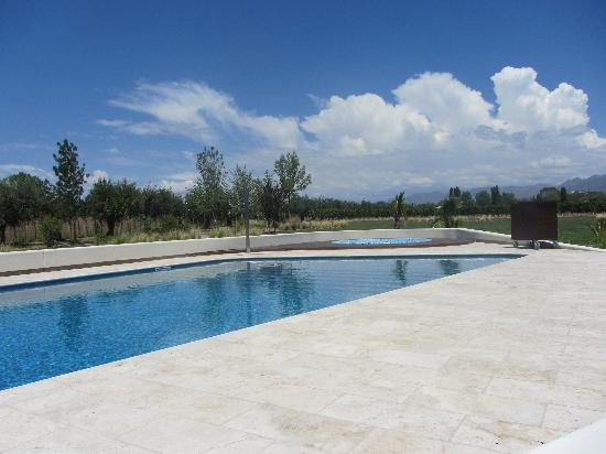 Entre Cielos: view of the pool