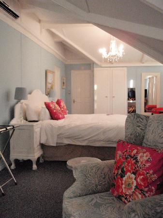 Blackheath Lodge: Our room