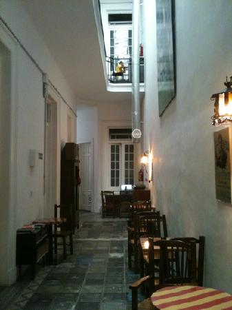 Ideal Social Hostel: hall