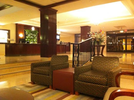 Doubletree by Hilton Augusta: Lobby....very nice