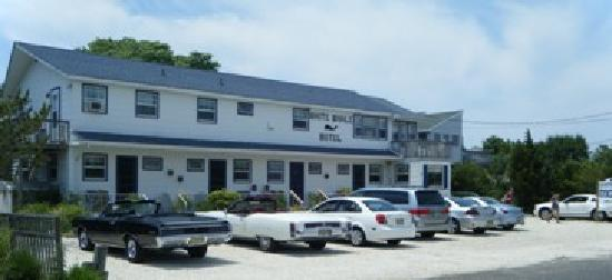 White Whale Motel: Front View