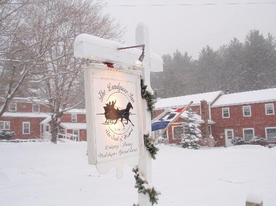 Landgrove, VT: what the sign says is true