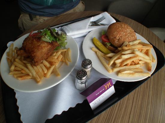 Mercure Sydney Parramatta: Nice food