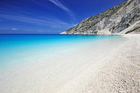 Spectacular Myrtos Beach, Greece