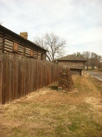 Fort Gibson Historic Site